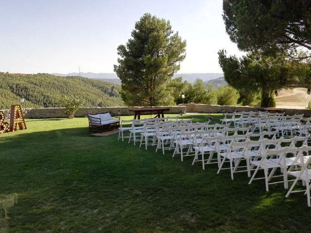 La boda de Albert y Xènia en Rubio, Barcelona 8