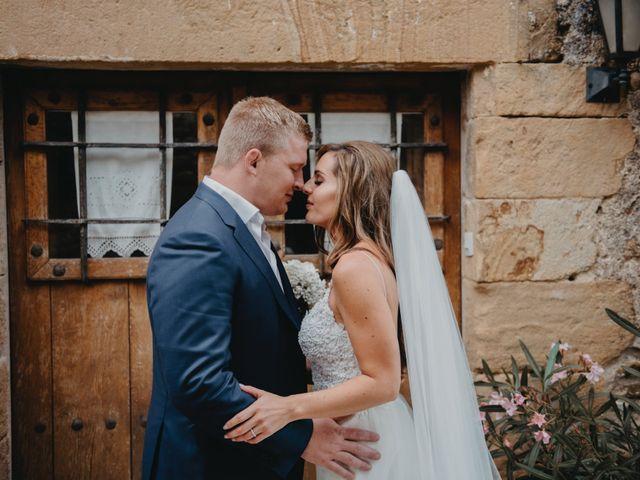 La boda de Zita y John