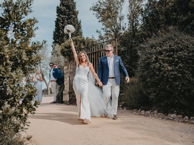 La boda de John y Zita en La Bisbal d'Empordà, Girona 28
