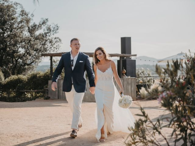 La boda de John y Zita en La Bisbal d'Empordà, Girona 33