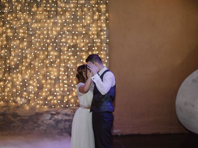 La boda de Albert y Xènia en Rubio, Barcelona 45