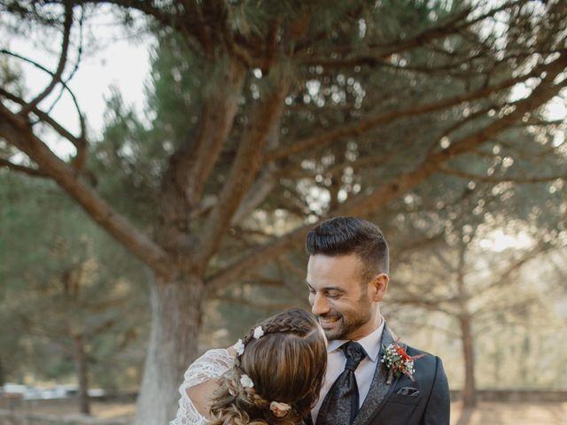La boda de Albert y Xènia en Rubio, Barcelona 124