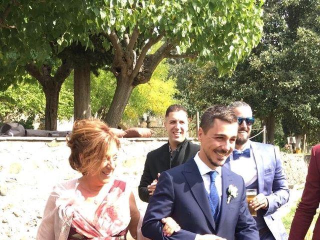 La boda de Oriol y Elisabeth en Sant Ferriol, Girona 3