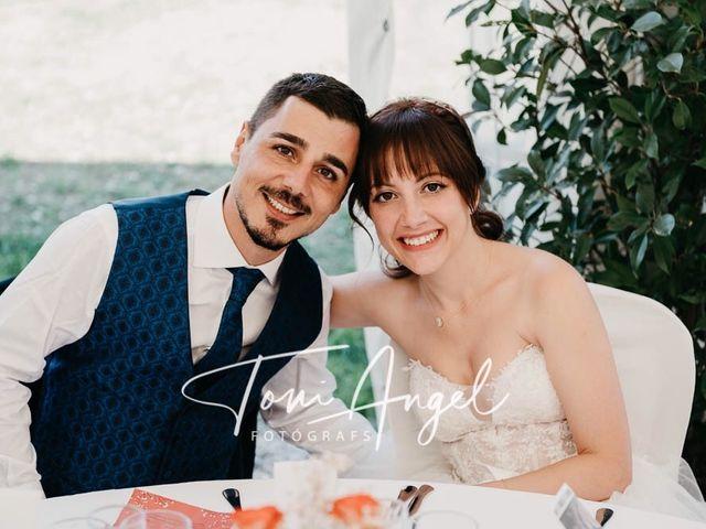 La boda de Elisabeth y Oriol