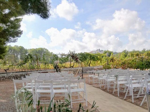 La boda de Kevin  y Sheila en Sant Vicenç De Calders, Tarragona 16