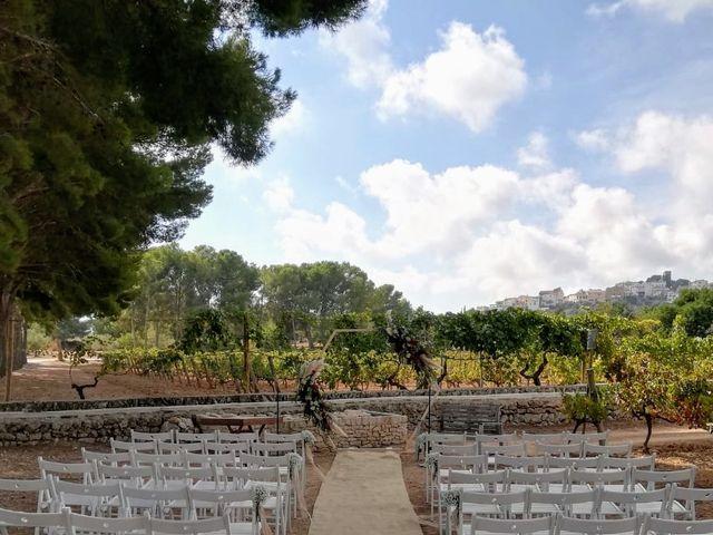 La boda de Kevin  y Sheila en Sant Vicenç De Calders, Tarragona 1