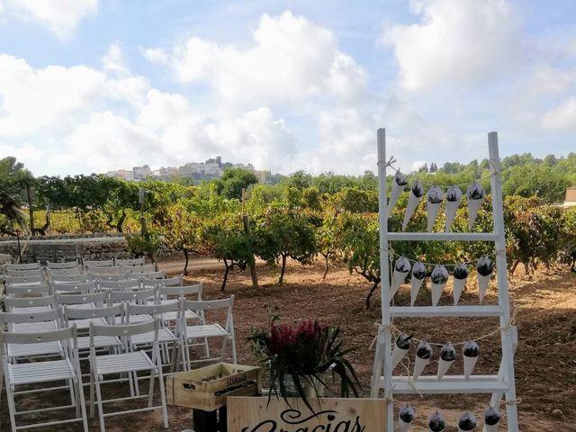 La boda de Kevin  y Sheila en Sant Vicenç De Calders, Tarragona 17