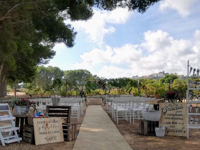 La boda de Kevin  y Sheila en Sant Vicenç De Calders, Tarragona 2