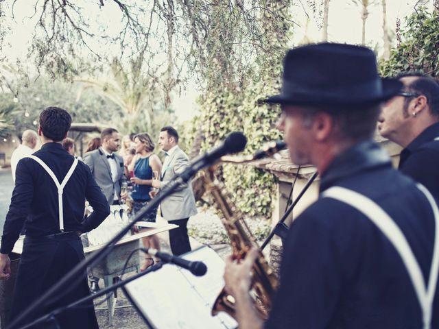 La boda de Marco y Vicky en Elx/elche, Alicante 21