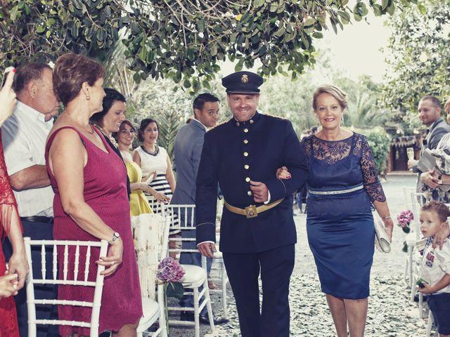 La boda de Marco y Vicky en Elx/elche, Alicante 23