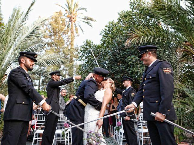 La boda de Marco y Vicky en Elx/elche, Alicante 32