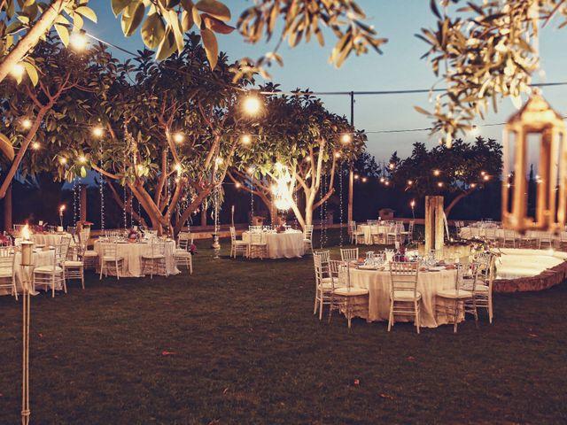 La boda de Marco y Vicky en Elx/elche, Alicante 35