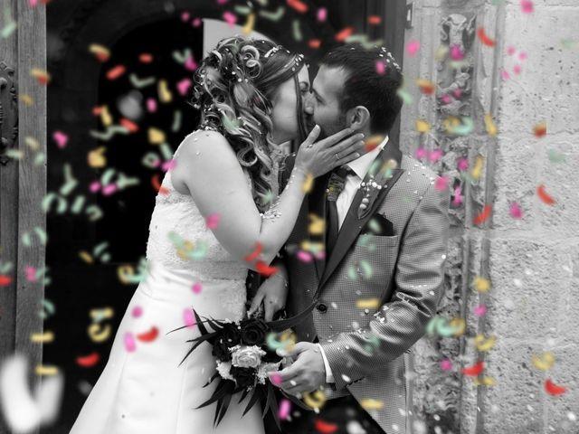 La boda de Amanda y Arkaitz