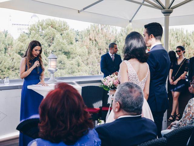La boda de Rafael y Pilar en Madrid, Madrid 22