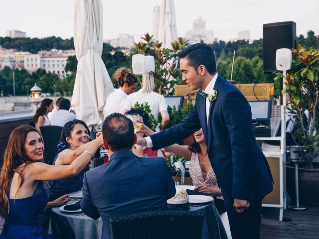 La boda de Rafael y Pilar en Madrid, Madrid 43