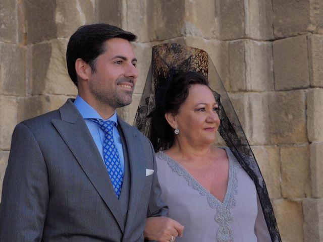 La boda de Pablo y Maria Teresa en Jerez De La Frontera, Cádiz 1