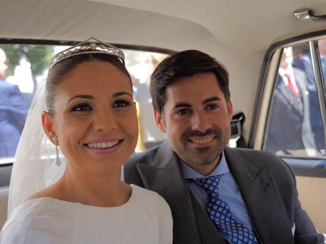 La boda de Pablo y Maria Teresa en Jerez De La Frontera, Cádiz 6