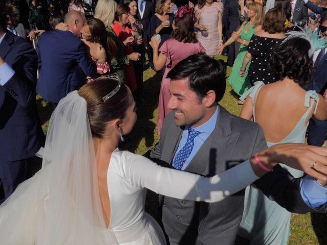 La boda de Pablo y Maria Teresa en Jerez De La Frontera, Cádiz 12