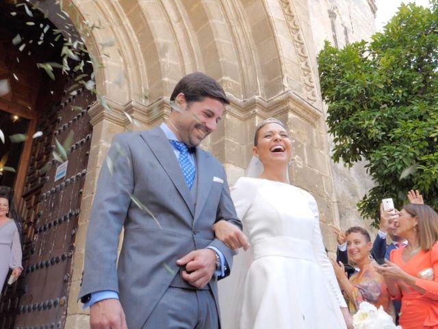 La boda de Pablo y Maria Teresa en Jerez De La Frontera, Cádiz 18