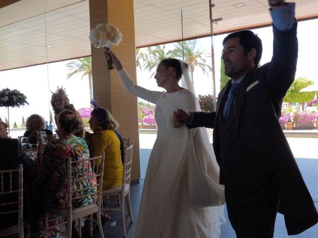La boda de Pablo y Maria Teresa en Jerez De La Frontera, Cádiz 30