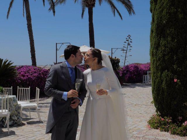 La boda de Pablo y Maria Teresa en Jerez De La Frontera, Cádiz 31