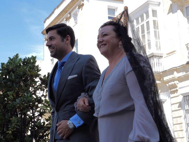 La boda de Pablo y Maria Teresa en Jerez De La Frontera, Cádiz 32