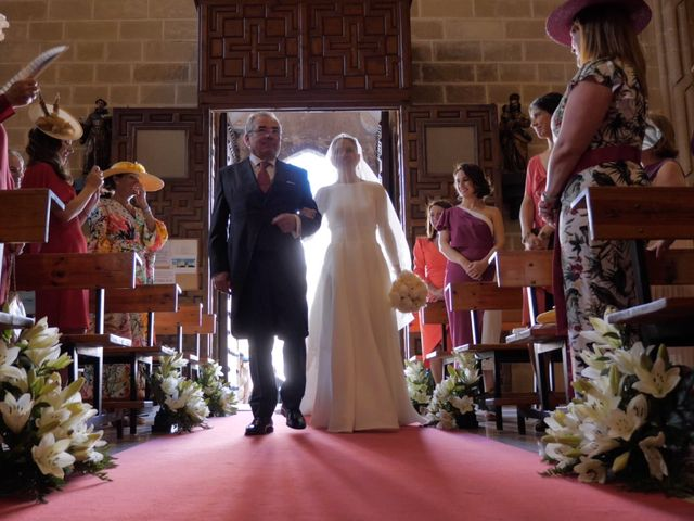La boda de Pablo y Maria Teresa en Jerez De La Frontera, Cádiz 33