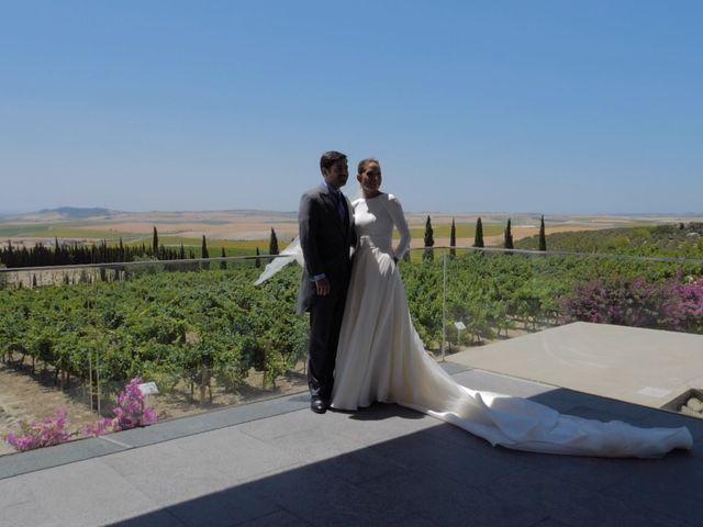 La boda de Pablo y Maria Teresa en Jerez De La Frontera, Cádiz 34