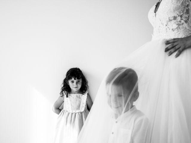 La boda de David y Jesica en Vilanova Del Valles, Barcelona 16