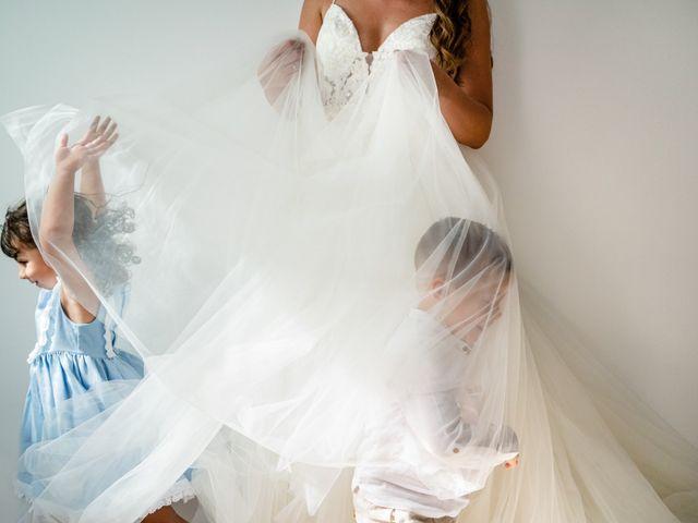 La boda de David y Jesica en Vilanova Del Valles, Barcelona 17