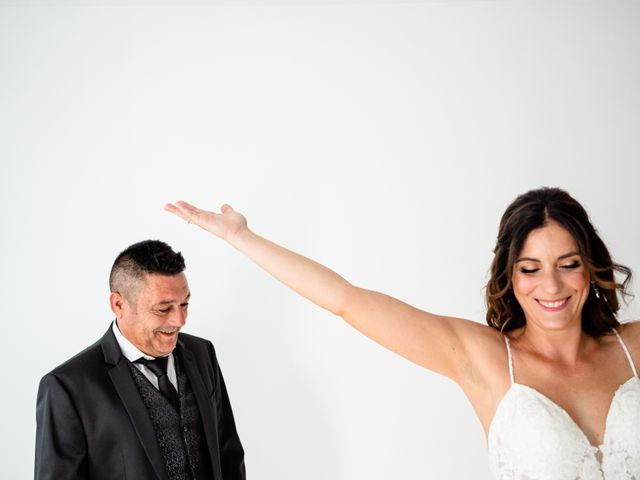 La boda de David y Jesica en Vilanova Del Valles, Barcelona 19