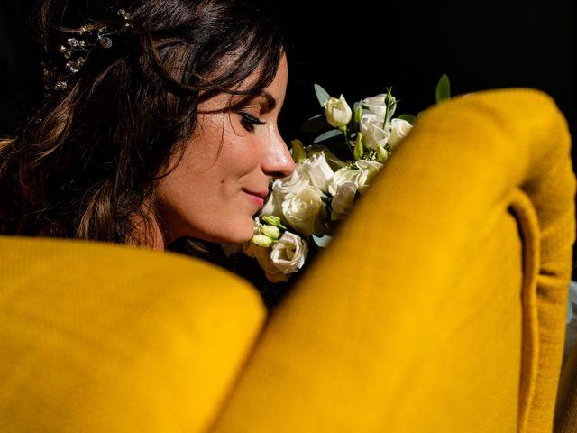 La boda de David y Jesica en Vilanova Del Valles, Barcelona 22