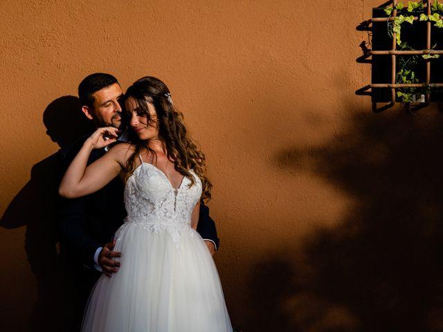 La boda de David y Jesica en Vilanova Del Valles, Barcelona 26