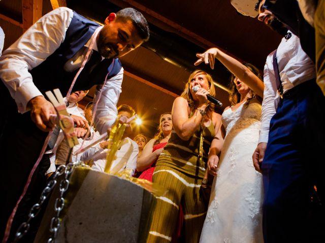 La boda de David y Jesica en Vilanova Del Valles, Barcelona 31