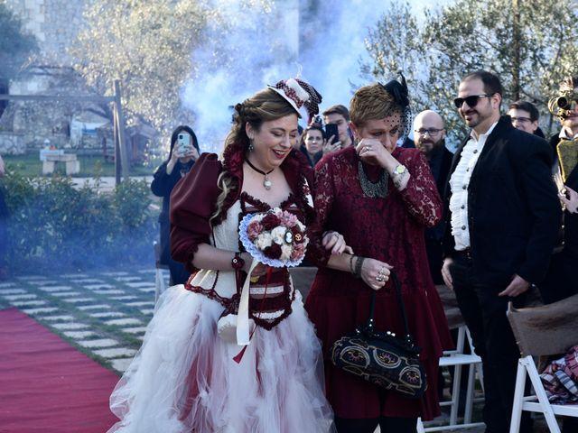 La boda de Alberto y Tatiana en Canyelles, Barcelona 7