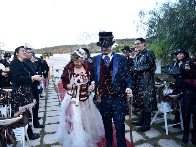 La boda de Alberto y Tatiana en Canyelles, Barcelona 10