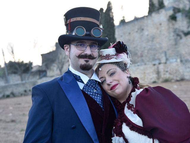 La boda de Tatiana y Alberto