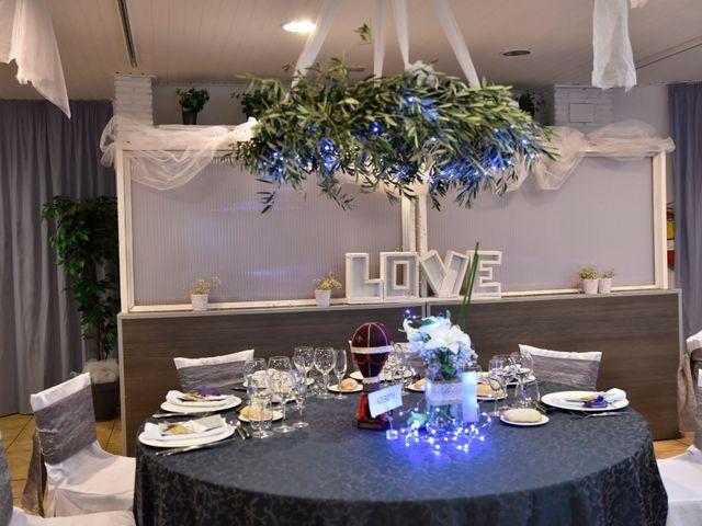 La boda de Alberto y Tatiana en Canyelles, Barcelona 17