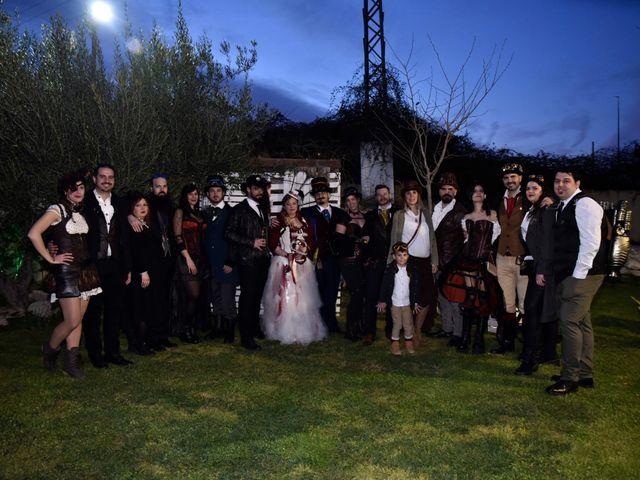 La boda de Alberto y Tatiana en Canyelles, Barcelona 18