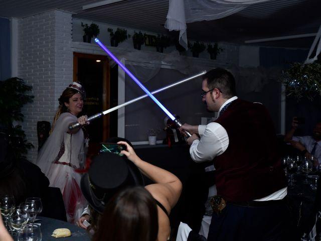 La boda de Alberto y Tatiana en Canyelles, Barcelona 21