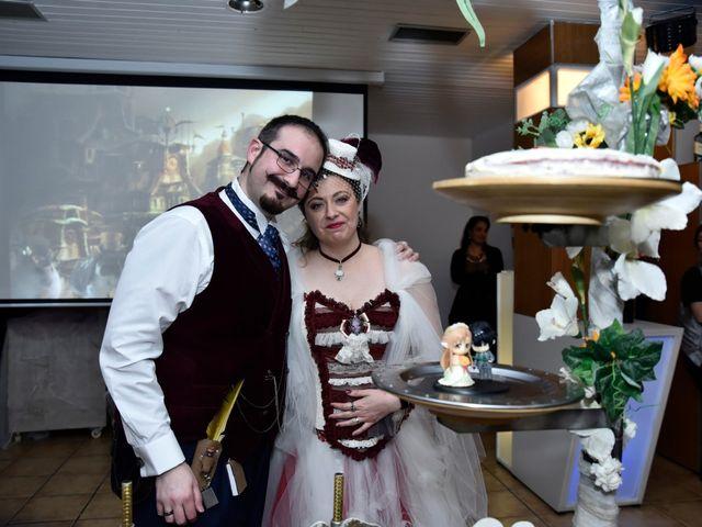 La boda de Alberto y Tatiana en Canyelles, Barcelona 22