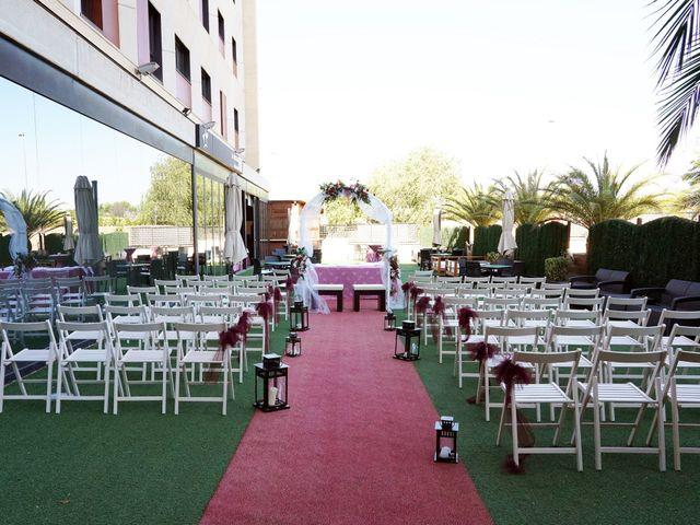 La boda de Marta y Jose en Pinto, Madrid 8