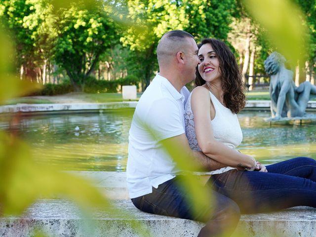 La boda de Marta y Jose en Pinto, Madrid 10