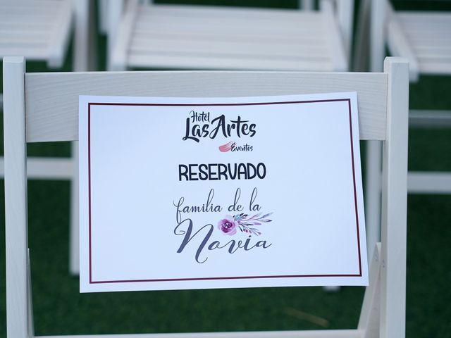 La boda de Marta y Jose en Pinto, Madrid 30