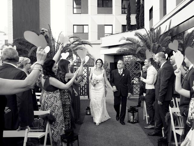 La boda de Marta y Jose en Pinto, Madrid 34
