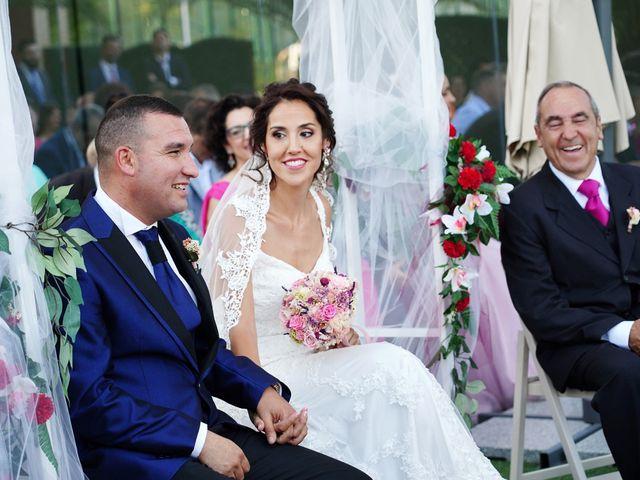 La boda de Marta y Jose en Pinto, Madrid 36