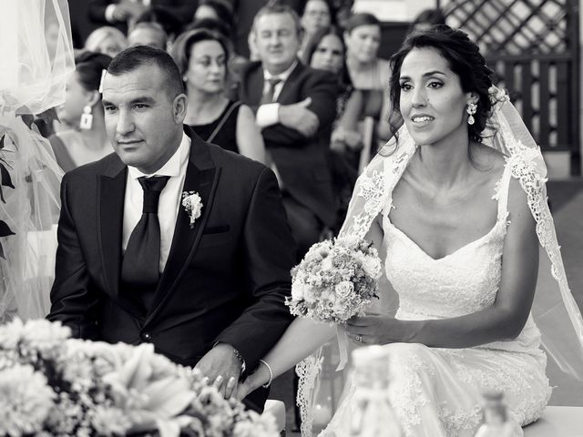 La boda de Marta y Jose en Pinto, Madrid 38