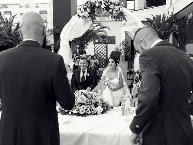 La boda de Marta y Jose en Pinto, Madrid 39