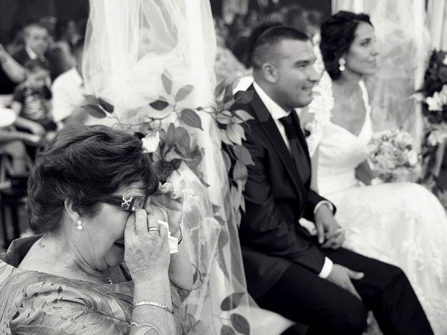 La boda de Marta y Jose en Pinto, Madrid 40