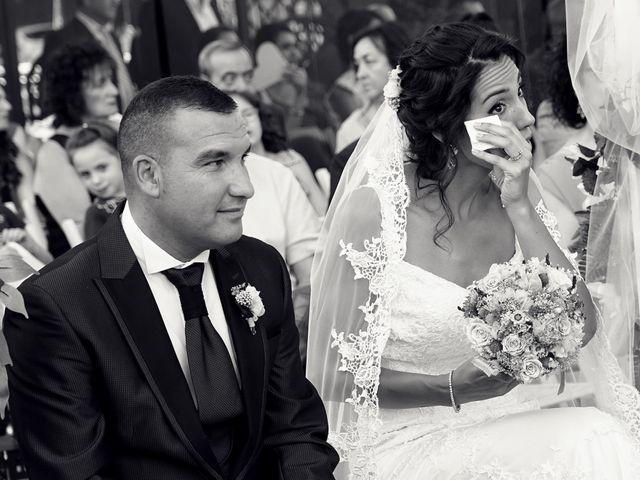 La boda de Marta y Jose en Pinto, Madrid 43